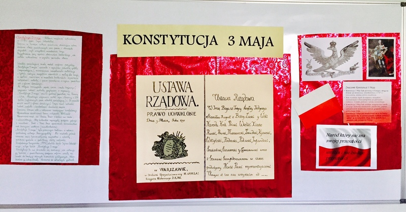 You are browsing images from the article: Rocznica uchwalenia Konstytucji 3 Maja