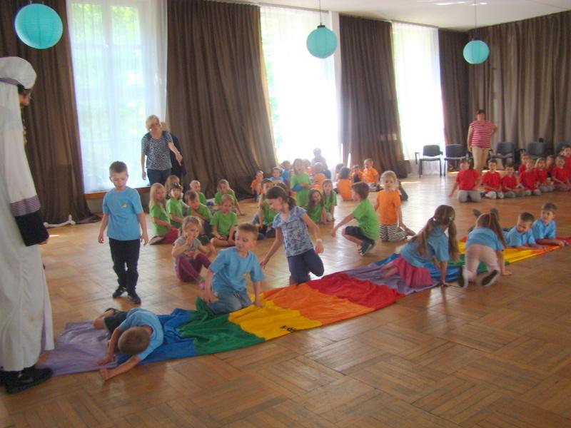 You are browsing images from the article: Zakończenie obchodów Dnia Dziecka