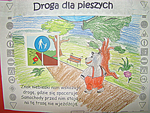 You are browsing images from the article: Bezpieczna droga do szkoły