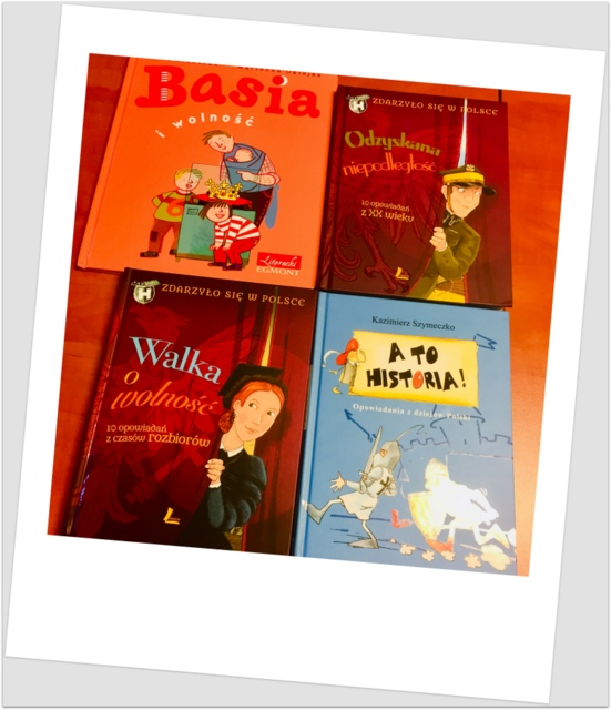You are browsing images from the article: Nowości w bibliotece szkolnej